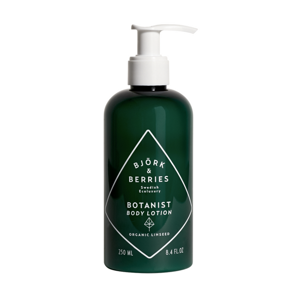 BJÖRK & BERRIES BOTANIST BODY LOTION