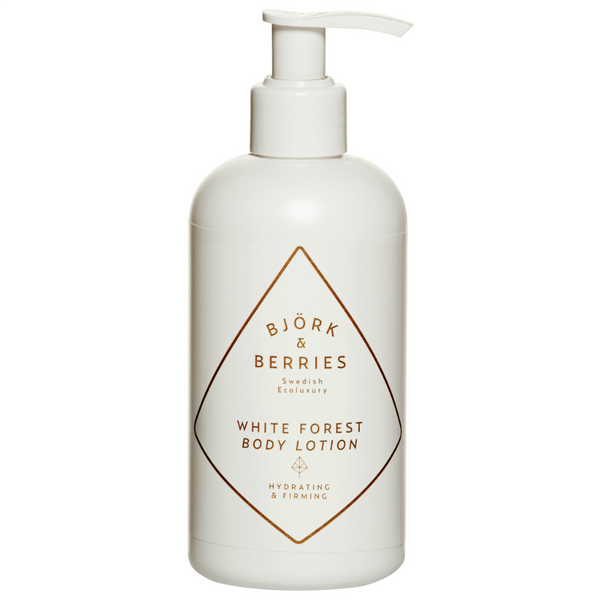 BJÖRK & BERRIES - WHITE FOREST BODY LOTION