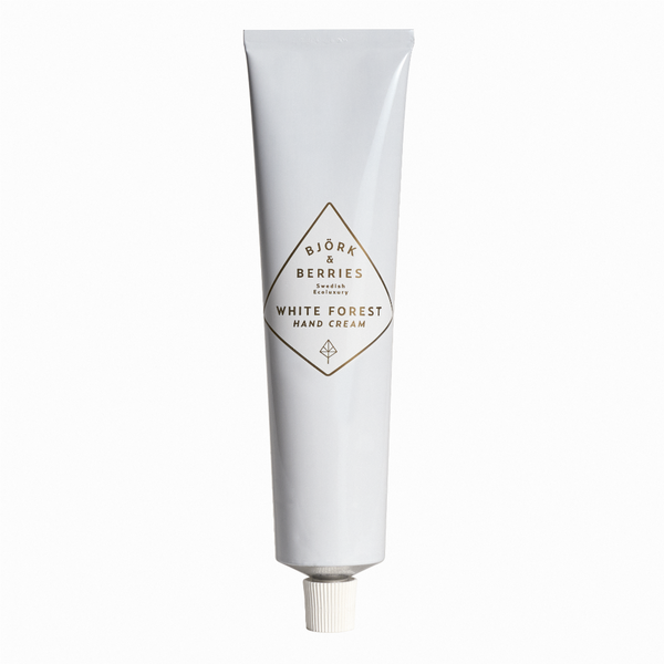 BJÖRK & BERRIES - WHITE FOREST HAND CREAM SMALL 75 ML