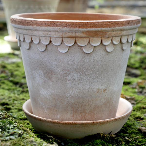 BERGS POTTER - COPENHAGEN POT TERRACOTTA