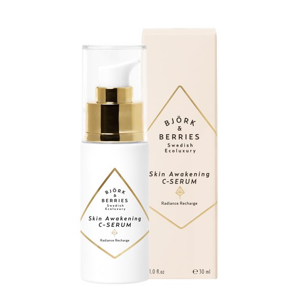 BJÖRK & BERRIES SKIN AWAKENING C-SERUM