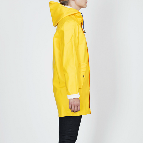 RAINCOAT BOMÄRKE YELLOW