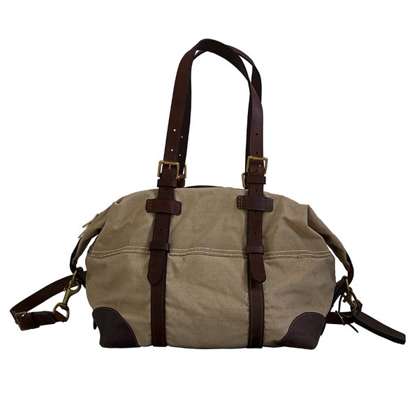HOLDALL WEEKEND BAG KHAKI