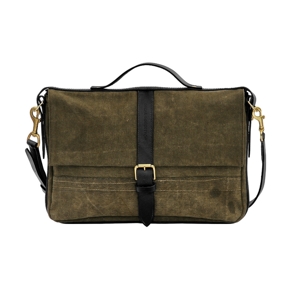 LAPTOP BAG VINTAGE CANVAS