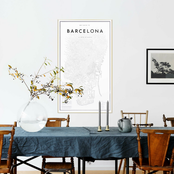 2017 GUIDE TO BARCELONA