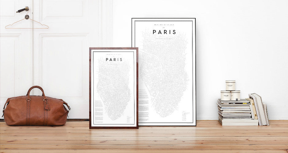 DAVID EHRENSTRÅLE - UNIQUE CITY PRINTS