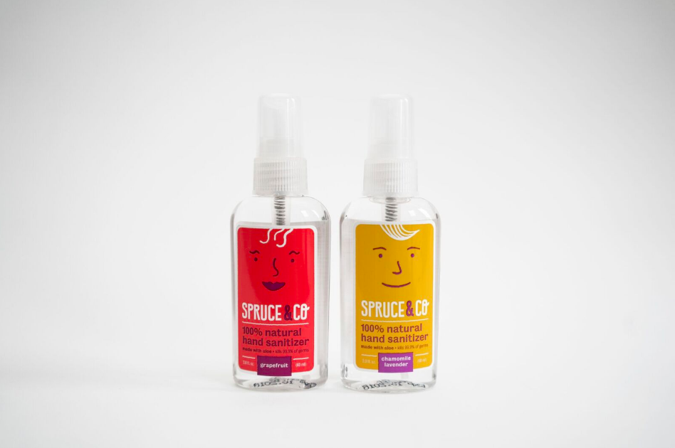 Hand Sanitizer Spray - Spruce & Co