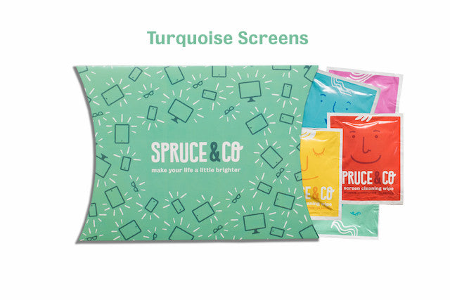 Clean Screen Gift Set - Spruce & Co