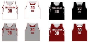 A&M Mini Jerseys Combo Mini Jersey and Key Chain Jersey