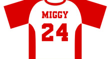 Load image into Gallery viewer, Custom Mini Jersey for BatBob PRO - Midwest Swag Pack Reorder