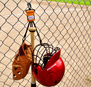 Bat Bob PRO - The Dugout Gear Hanger