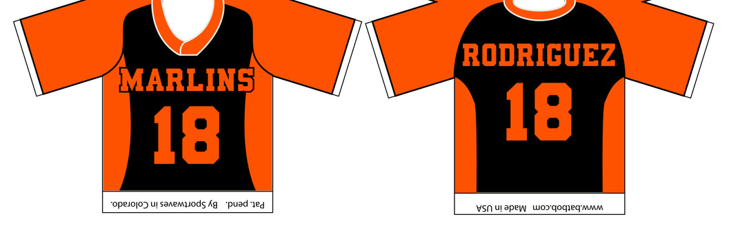 Mini Jersey for BatBob PRO - Marlins