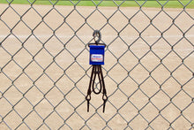 Load image into Gallery viewer, Royal Dugout Organizer On Chain Link Fence