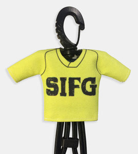 SIFG Gives Back Program Mini Jersey