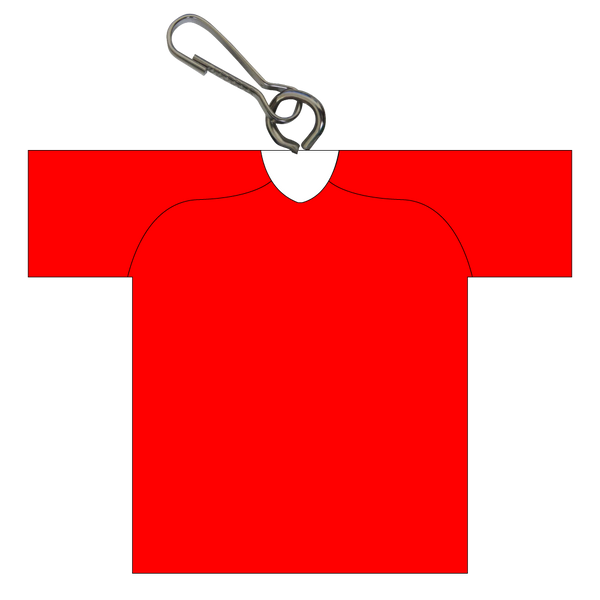 Mini-T bag tag V-Neck