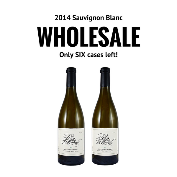 2 Bottles of Sauvignon Blanc at Wholesale