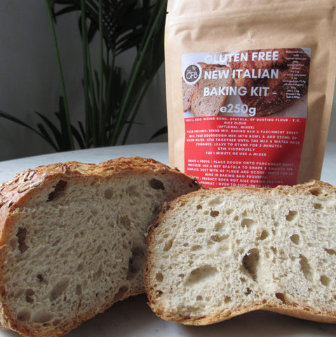 Single Pack Bread Mixes