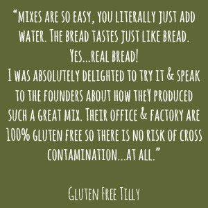 Gluten Free Tilly review