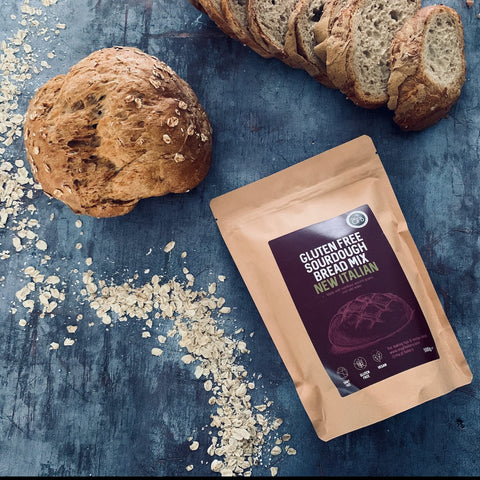 New Italian Sourdough Bread Mix, 500g