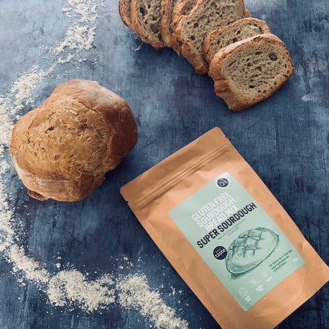 Super Sourdough Bread Mix, 500g