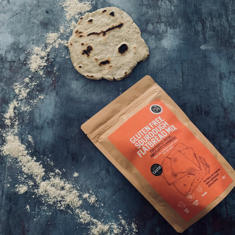 Flatbread Sourdough Baking Mix