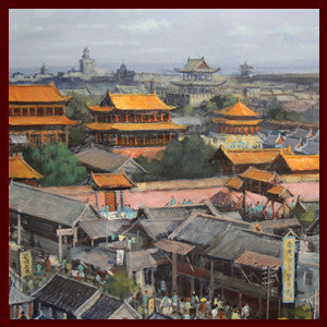 Shengjing Panorama Donation