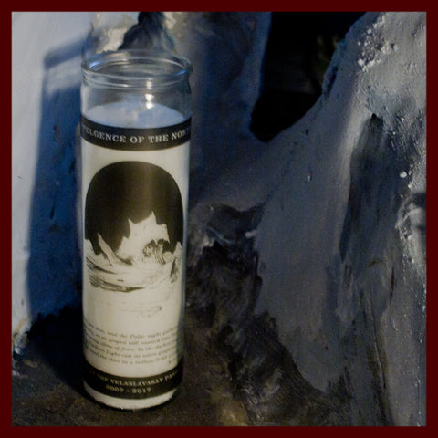 Effulgence Of The North Commemorative Candle
