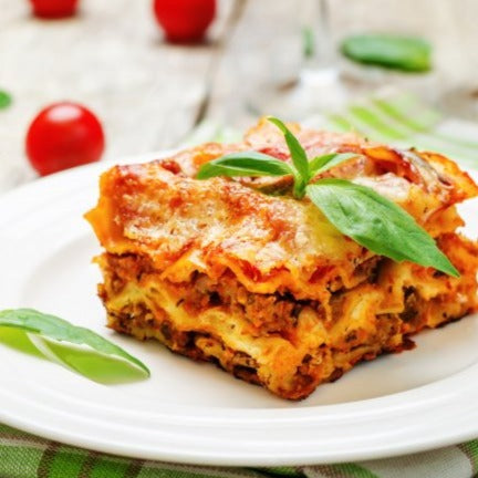 Lasagna, Ready-to-Bake, Serves 8 to 10