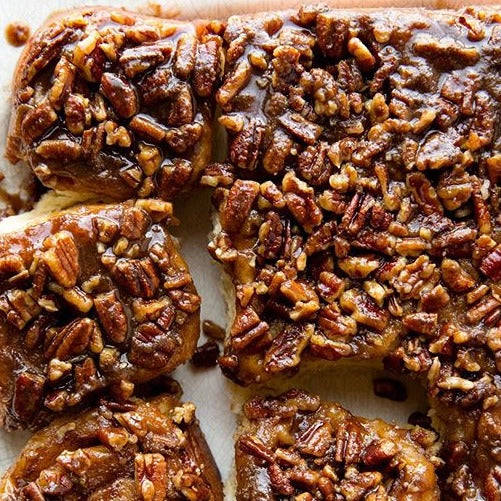 Maple-Pecan Sticky Buns, Ready To Bake, 1 Dozen
