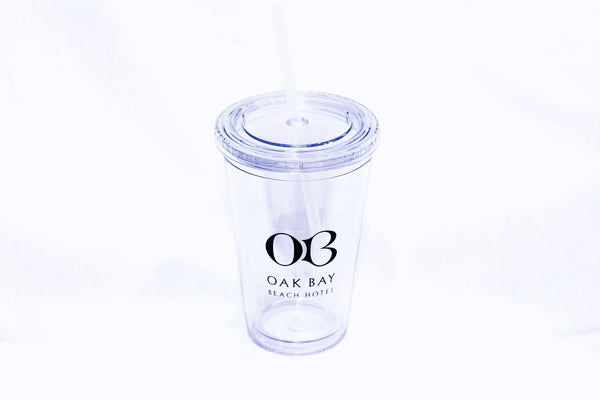 Oak Bay Beach Hotel Branded Water Tumbler