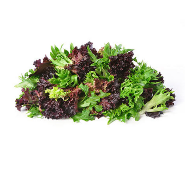 Lettuce, Mixed Young Greens, 1 Pound Bag