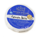 Comox Brie Cheese, Natural Pastures, 170 Gram Wedge, Each