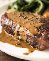 Peppercorn Sauce, Gluten Free, 250 mL