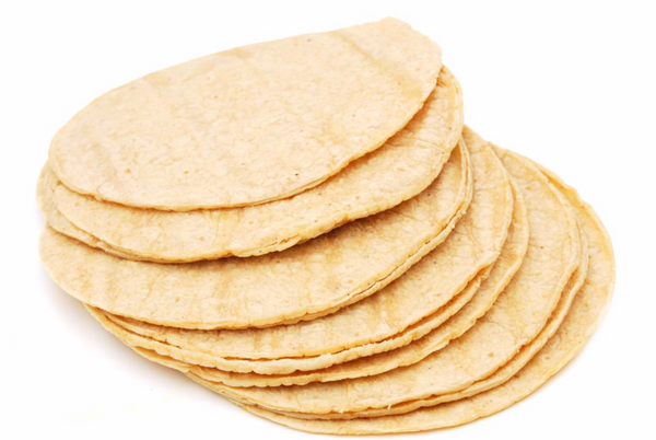 White Corn Tortillas, 50 Pack