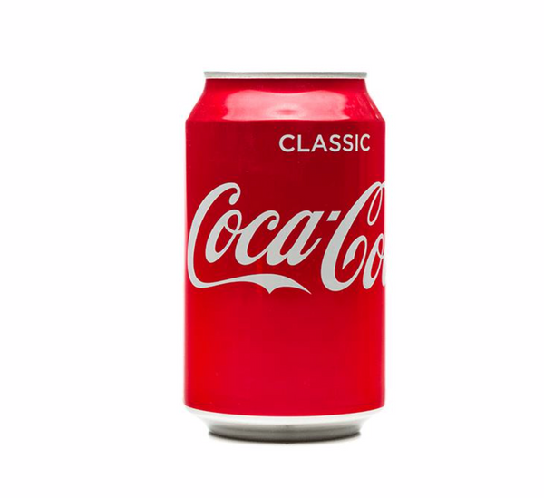 Coca-Cola 330mL Can, 12 Pack