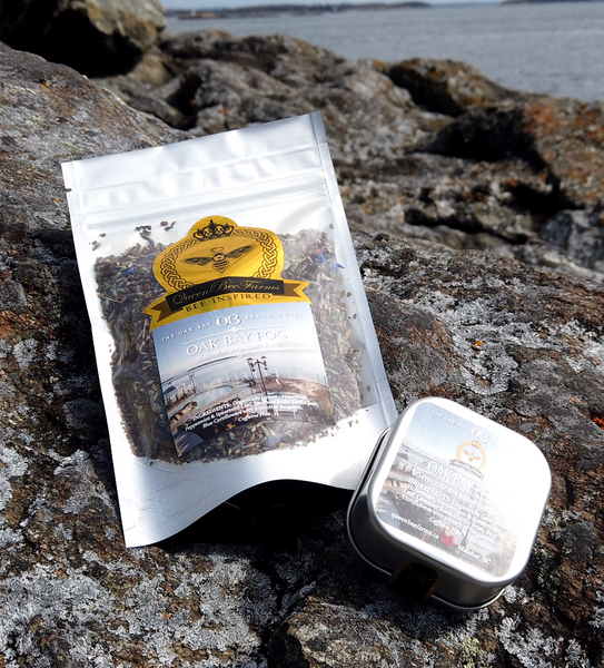 Oak Bay Fog Tea, Reserve Blend