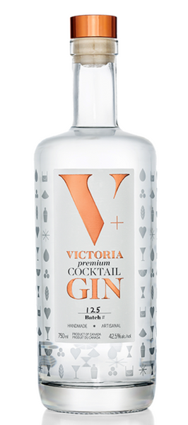 Victoria Premium Cocktail Gin, 750mL, Each*