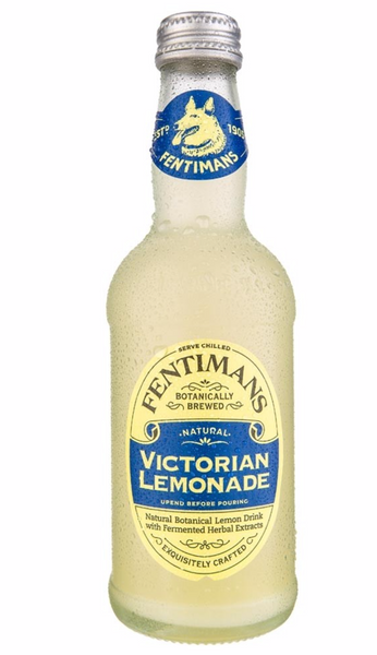 Fentimans Lemonade, 275mL Bottles, 4 Pack