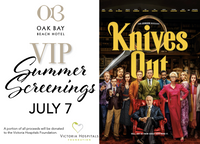 VIP Summer Screenings | July 7: Knives Out