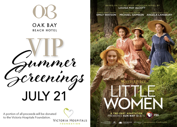 VIP Summer Screenings | July 21: Little Women