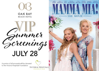 VIP Summer Screenings | July 28: Mamma Mia