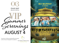 VIP Summer Screenings | August 4: The Life Aquatic