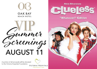 VIP Summer Screenings | August 11: Clueless