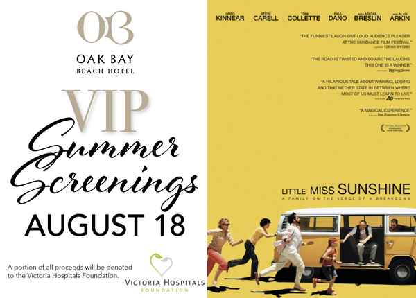 VIP Summer Screenings | August 18: Little Miss Sunshine