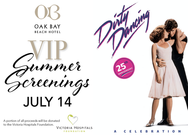 VIP Summer Screenings | July 14: Dirty Dancing