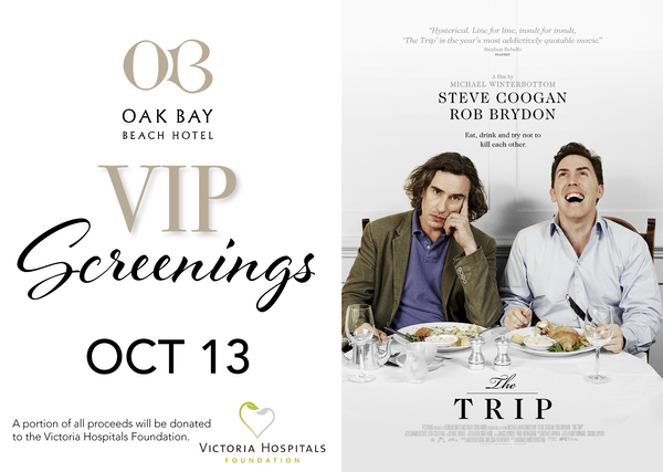 VIP Screenings | October 13: The Trip