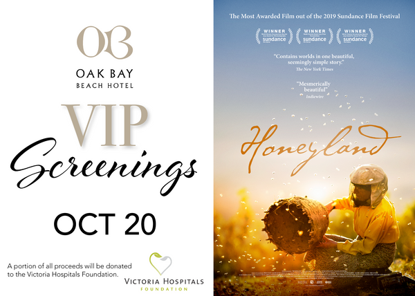 VIP Screenings | October 20: Honeyland