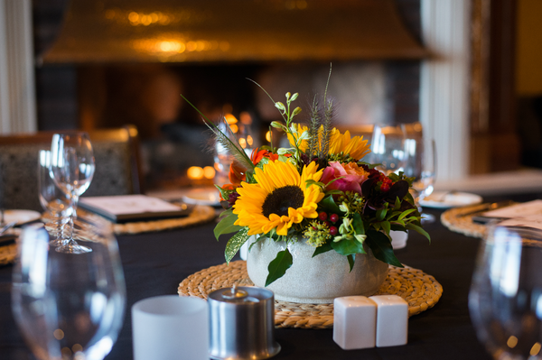 Thanksgiving Dinner with Executive Chef Kreg Graham | October 11
