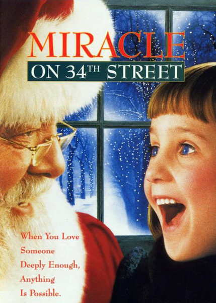 Holiday Movie Night | December 13: Miracle on 34th Street