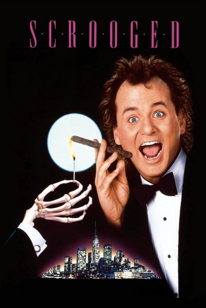 Holiday Movie Night | December 15: Scrooged